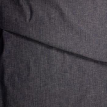 Warm Indigo #1 Designer Denim From 'True Religion' Fabric By The Yard - Wide shot