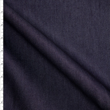 Dark Indigo #3 Designer Denim From 'True Religion' Fabric By The Yard