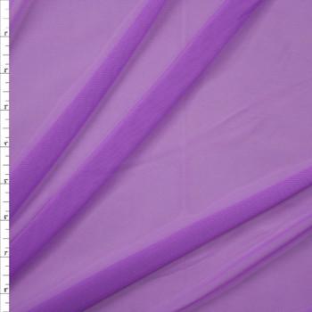 Lavender Designer Power Mesh Fabric By The Yard
