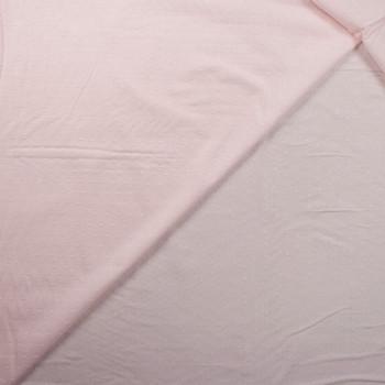 Blush Swiss Dot Cotton Lawn Fabric By The Yard - Wide shot