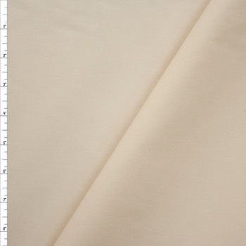 Ivory Midweight High Count Muslin Fabric By The Yard