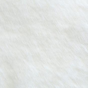 White Sable Luxury Faux Fur