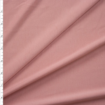 Light Pink Soft Designer French Terry Fabric By The Yard