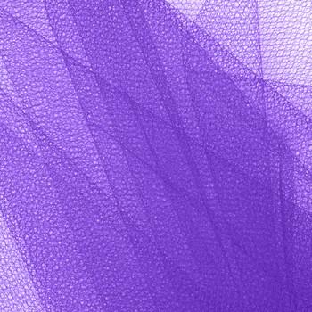 "Purple 72"" Nylon Net"