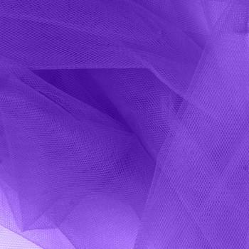 "Purple 54"" Tulle"