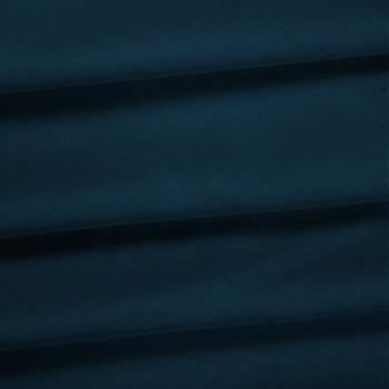 Teal Polyester Poplin Fabric