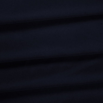 Navy Blue Poplin Fabric