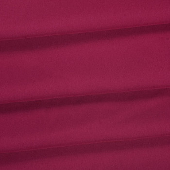 Fuschia Polyester Poplin Fabric