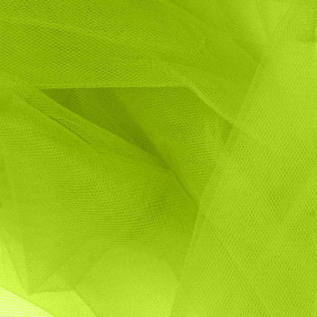 """Lime 54"""" Tulle"""