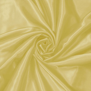 Banana Charmeuse Satin Fabric