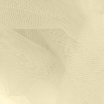 """Ivory 108"""" Tulle"""