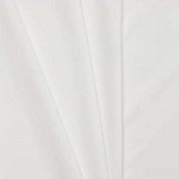 White Polyester Interlock Fabric