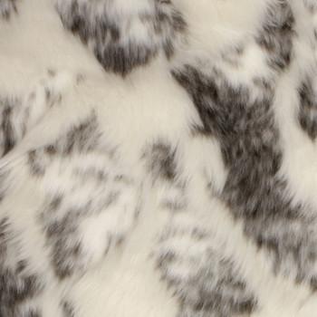 Rabbit High/Low Luxury Faux Fur