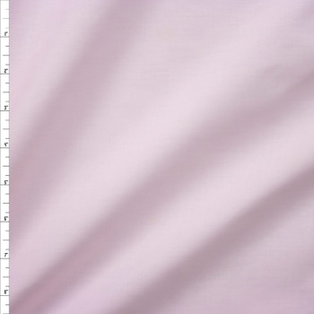 Light Pink Cotton Lawn Fabric By The Yard