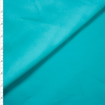 Jade Designer Stretch Cotton Sateen Fabric By The Yard
