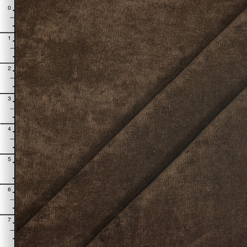 Brown Upholstery Velvet
