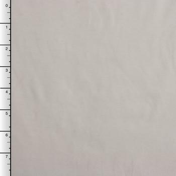 Midweight White Organic Cotton Knit