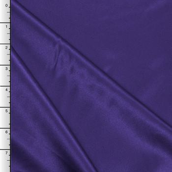 Purple Midweight Bridal Satin