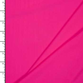 Neon Pink 5.8oz Nylon/Lycra