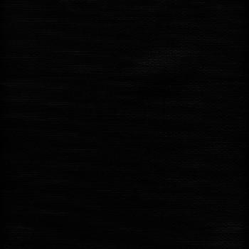 Solid Black Oilcloth