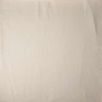 Robert Kaufman 'Raw and Refined' Ivory on Ivory Cotton Dobby Stripe