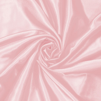 Pale Pink Charmeuse Satin