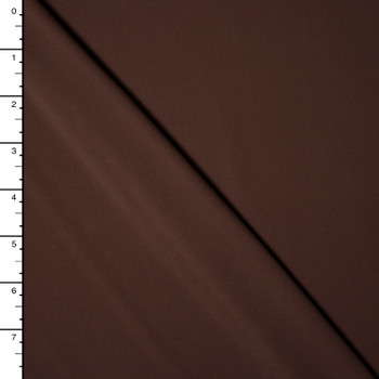 Chocolate Brown 5.8 oz Nylon/Lycra