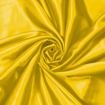 Pride Yellow Charmeuse Satin