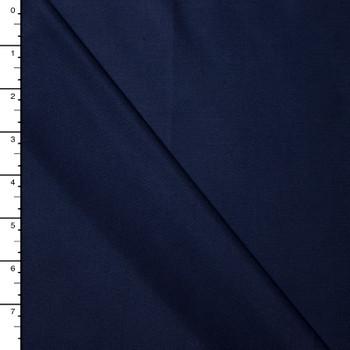 Navy Blue Value Interlock Knit