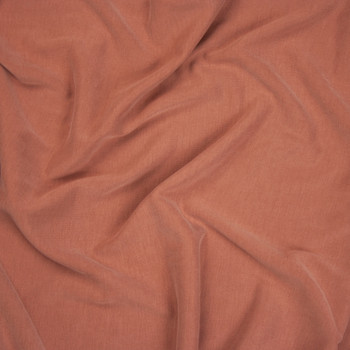 Soft Clay Brushed Modal Knit Fabric By The Yard - Wide shot