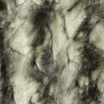 Silver Brandy Fox Luxury Faux Fur