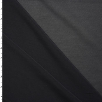 Black Shaper Mesh Fabric By The Yard