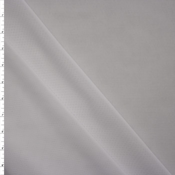 White Shaper Mesh Fabric By The Yard
