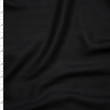 5117cefe332 Black 'Paris Rayon Crepe' by Robert Kaufman Fabric By The Yard ...