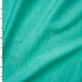 Mint Green Midweight Stretch Ponte De Roma Fabric By The Yard