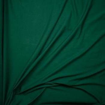 Hunter Green Premium Midweight Cotton Lycra Jersey Knit