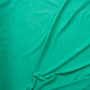 aabb61613a0 ... Solid Spearmint Bullet Textured Liverpool Knit Fabric By The Yard -  Wide shot
