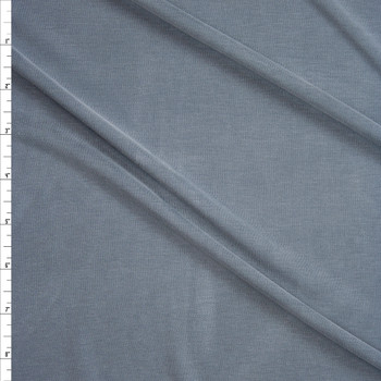 Teal Sand Washed Modal Knit Fabric By The Yard
