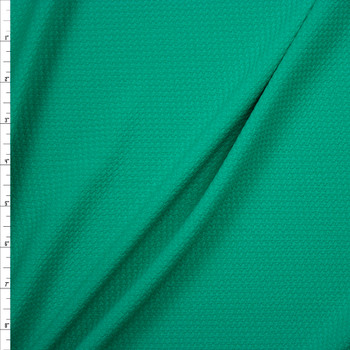 Solid Seafoam Bullet Liverpool Knit Fabric By The Yard