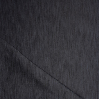 Dark Blue Midweight Stretch Denim Fabric By The Yard - Wide shot