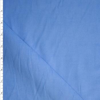 Sky Blue Baby Wale Corduroy Fabric By The Yard