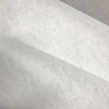 White 60 Nonwoven Fusible Interfacing