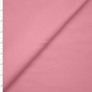 Light Pink Stretch Cotton Broadcloth