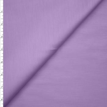 Lavender Stretch Cotton Broadcloth