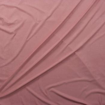 Blush Pink Lightweight Designer Stretch Suede Fabric By The Yard - Wide shot
