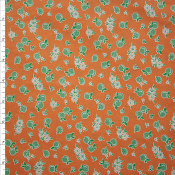 Darlene's Favorites Mango by Robert Kaufman Quilter's Cotton Fabric By The Yard