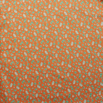 Darlene's Favorites Mango by Robert Kaufman Quilter's Cotton Fabric By The Yard - Wide shot