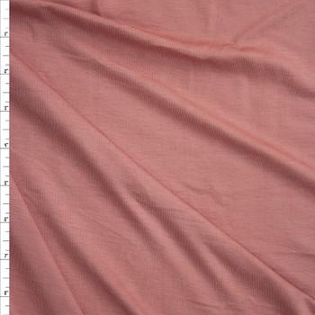 Dusty Mauve Soft Lightweight Stretch Rayon Jersey Fabric By The Yard