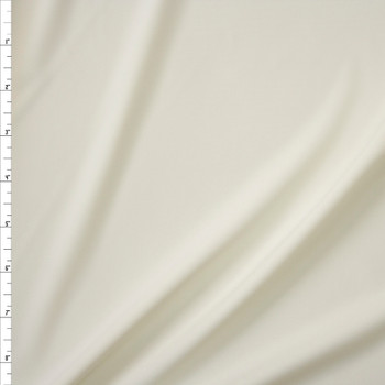 Ivory 5.8oz Nylon/Lycra Fabric By The Yard