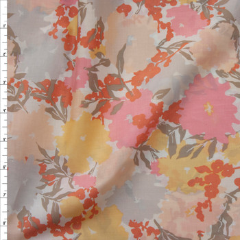 Petally Sweet Cotton Voile by Art Gallery Fabrics Fabric By The Yard